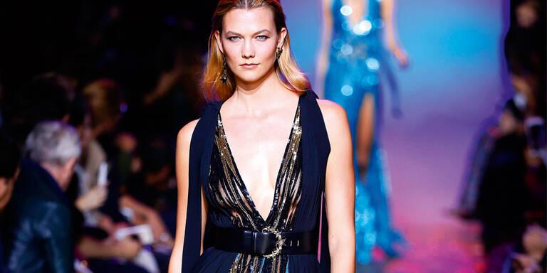 Supermodel Karlie Kloss im MADONNA-Talk