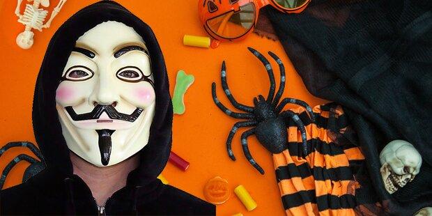 Halloween-Täter raubte Lieferant aus