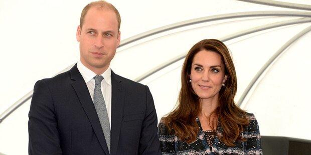 Kate und Will lassen Queen abblitzen