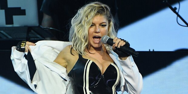 "Fergie: ""Jeden Tag Crystal Meth"""