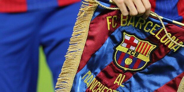 Ex-Barca-Star soll für Drogenboss arbeiten