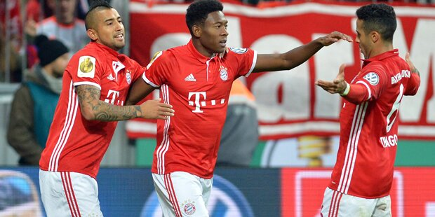 Mega-Gerücht: Bayern-Star vor Absprung?