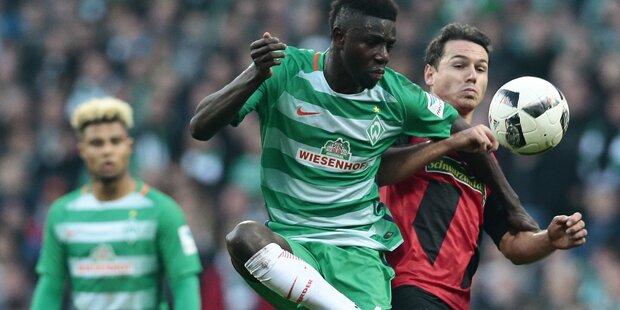 Schlägt Altach bei Werder-Talent zu?