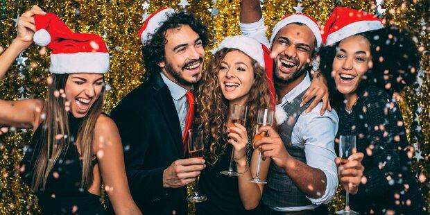 Sex-Falle Weihnachtsfeier