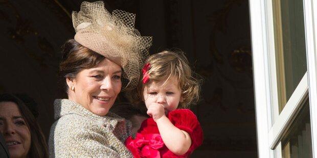 Caroline von Monaco wurde wieder Oma