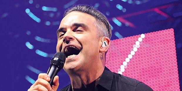 Robbie & Co. rockten Glock-Gala