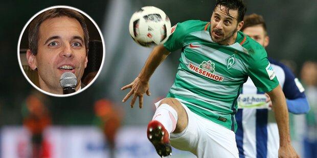 Austria: Wilde Spekulationen um Pizarro