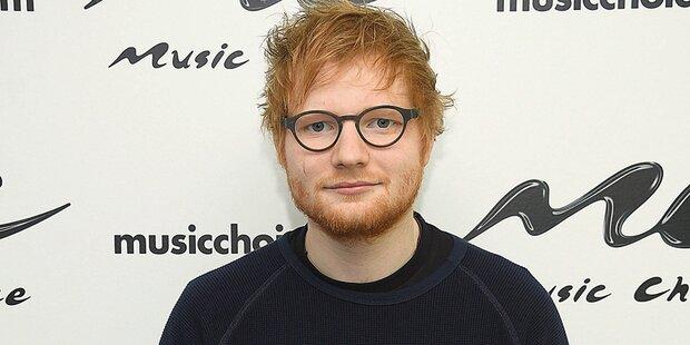 Hit-Doppel: Sheeran schreibt Geschichte