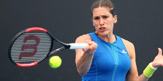 Irrer Nazi-Skandal im Damen-Tennis