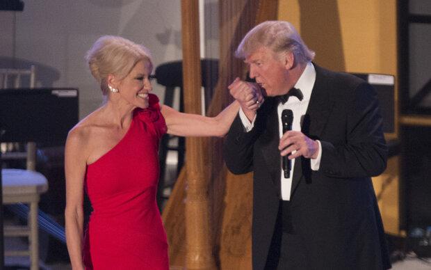 Trumps Frau fürs Grobe