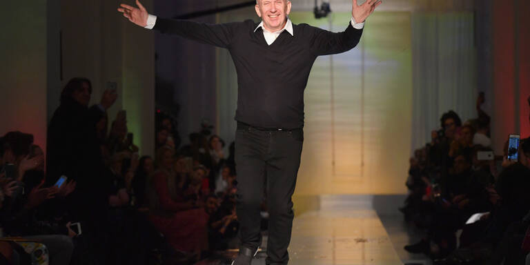 Jean Paul Gaultier wird 65