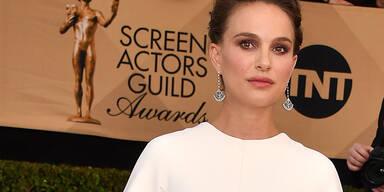 Natalie Portman genießt bequeme Mama-Looks