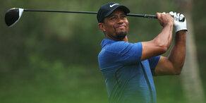 Tiger Woods feiert Comeback