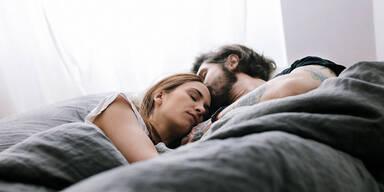 Schlafen Bett
