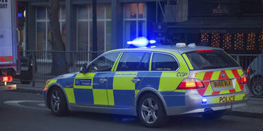Polizei England
