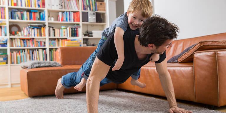 Coole Indoor-Aktivitäten für Eltern und Kids