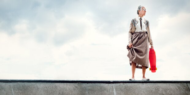 Fotografen im Burgenland suchen 80- und 100-jährige Models