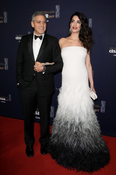 Amal Clooney Schwangerschaft