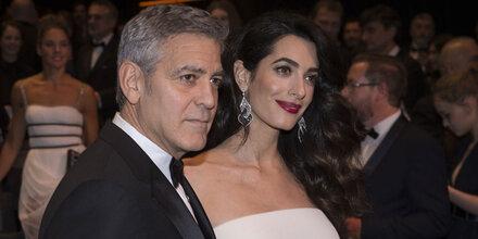 Clooney schwärmt von Amal