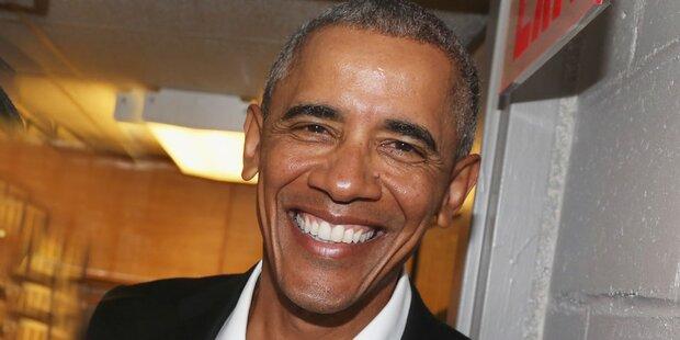 Basketball-Trikot von Obama für 120.000 Dollar versteigert