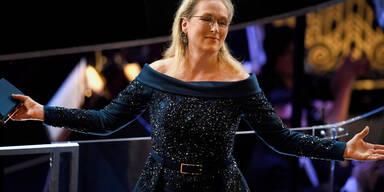 Zwischen Lagerfeld und Meryl Streep fliegen die Fetzen