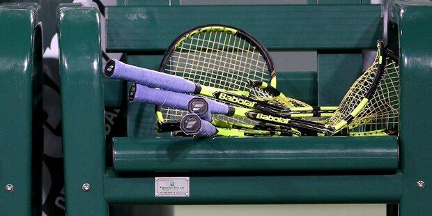 Irre: Tennis-Profi mit Ausraster des Jahres