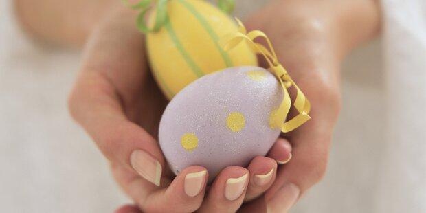 Wie viele Eier darf man zu Ostern essen?