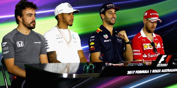 ER ist der beliebteste Formel-1-Pilot