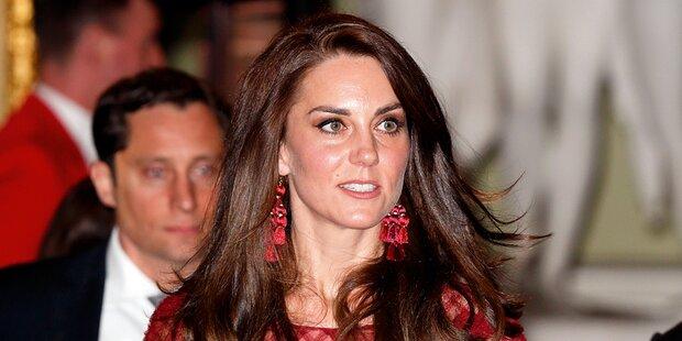 Kate: Zu krank für Georges ersten Schultag