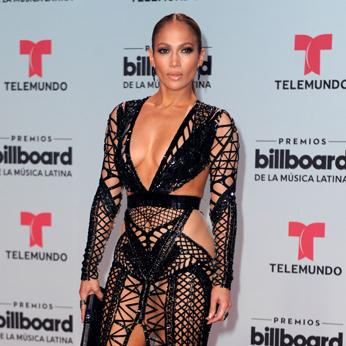 Jennifer Lopez bei den Billboard Latin Music Awards