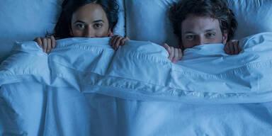 Die häufigsten Pannen im Bett