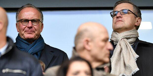 So knapp entging Bayern-Boss dem Tod