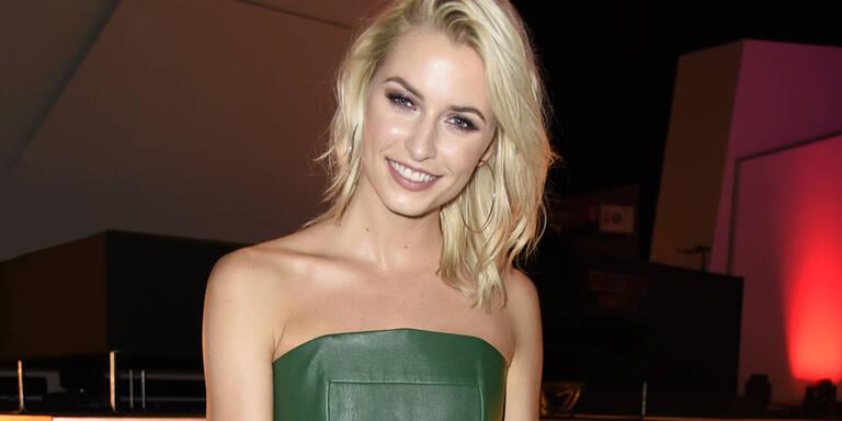 Wie sieht Lena Gercke ohne Make-up aus?