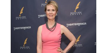 """Sex and the City""-Star Cynthia Nixon: Miranada will Gouverneurin werden!"