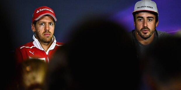 Verrücktes Gerücht um Formel-1-Star