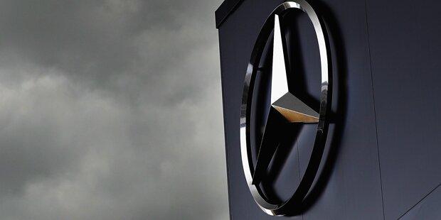 Mercedes-Hammer in der Formel 1?