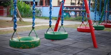 Schaukel Spielplatz