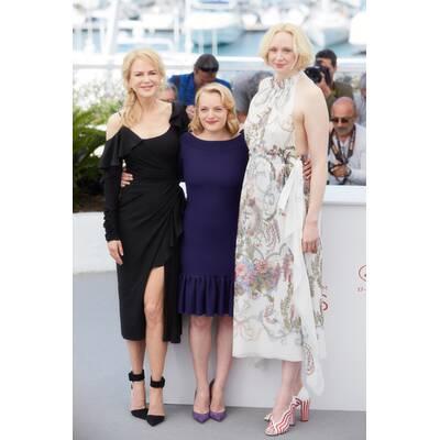 Gwendoline Christie in Cannes