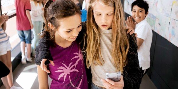 Mehrheit für Handyverbot in Schulen