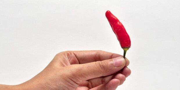 Tödlich scharfe Chili bricht alle Rekorde