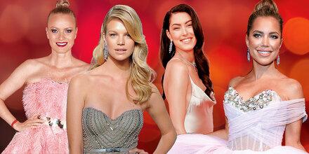 Stars & Models erobern Opernball