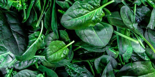 Die größten Spinat-Mythen