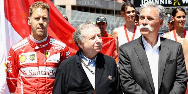 Ferrari-Aus? F1-Boss kontert Drohungen