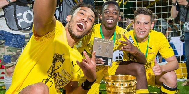 Verletzungs-Drama um Dortmunder Star