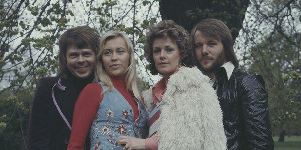 ABBA: Im Herbst gibt's neue Hits