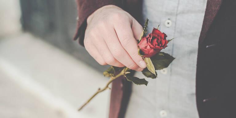 Valentinstag: Was bedeuten Rosen & Co?