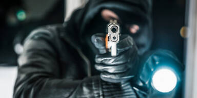 Raubüberfall Kriminalität