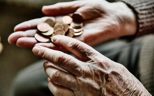 Pensionsschere in Österreich international hoch
