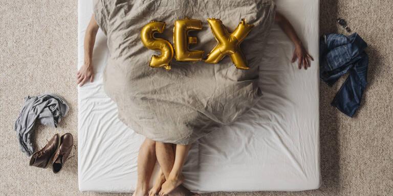 In diesem Alter haben wir den besten Sex