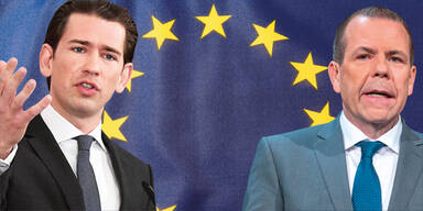 Kurz Vilimsky EU